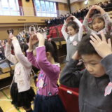 2017年度 第45回幼稚園だより「高校3年生保育発表見学」