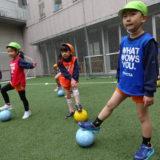 2017年度 第43回幼稚園だより「第二回サッカー教室」