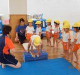 2018年度 第30回幼稚園だより「年少組体操教室」